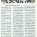 Radio Waves 9/77 page 1